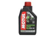 Olej do silników 4T 4T MOTUL Scooter Expert SAE 10W40 1l SM JASO MA