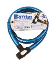 Zabezpieczenie antykradzieżowe OXFORD Barrier kolor niebieski 1,4m x długość 1,4m