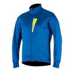 Kurtka rowerowa ALPINESTARS CRUISE kolor fluorescencyjny/niebieski/żółty