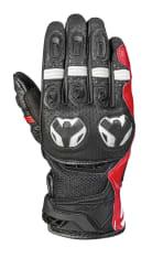Rękawice turystyczne IXON RS CALL AIR kolor czarny/czerwony