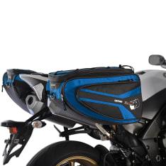 Sakwy tekstylne (50L) P50R OXFORD kolor niebieski, rozmiar OS