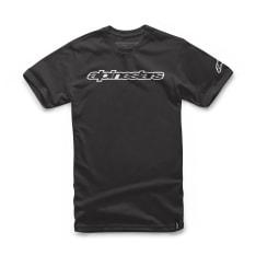 Koszulka WORDMARK ALPINESTARS kolor czarny/czarny