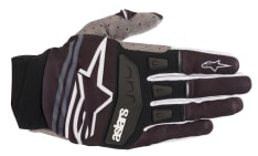Rękawice cross/enduro ALPINESTARS MX TECHSTAR kolor biały/czarny