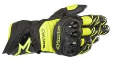 Rękawice sportowe ALPINESTARS GP PRO R3 kolor czarny/fluorescencyjny/żółty