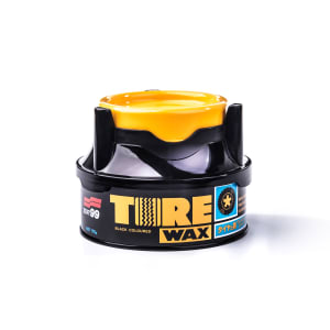 SOFT99 Tire Black Wax - Vosk na pneumatiky 170 g