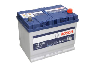 BOSCH Autobaterie Silver S4 12V 70Ah 630A, 0 092 S40 260