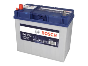BOSCH Autobaterie Silver S4 12V 45Ah 330A, 0 092 S40 220