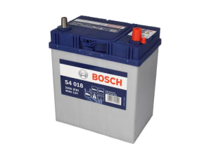 BOSCH Autobaterie Silver S4 12V 40Ah 330A, 0 092 S40 180