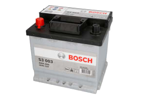 BOSCH Autobaterie Silver S3 12V 45Ah 400A, 0 092 S30 030