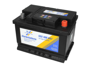 CARTECHNIC Autobaterie Ultra Power 12V 53Ah 470A, 553400047, alternativa - 0 092 S40 020