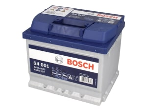 BOSCH Autobaterie Silver S4 12V 44Ah 440A, 0 092 S40 010