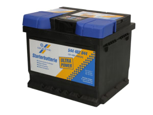 CARTECHNIC Autobaterie Ultra Power 12V 44Ah 440A, 544402044, alternativa - 0 092 S40 010