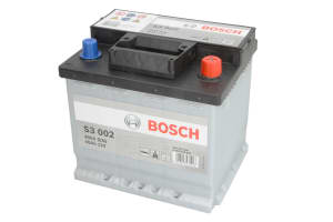 BOSCH Autobaterie Silver S3 12V 45Ah 400A, 0 092 S30 020
