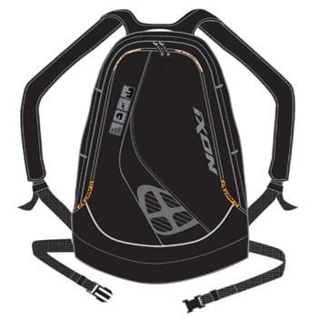 71d021751d537 plecak IXON X-LIGHT kolor czarny - I M Inter Motors