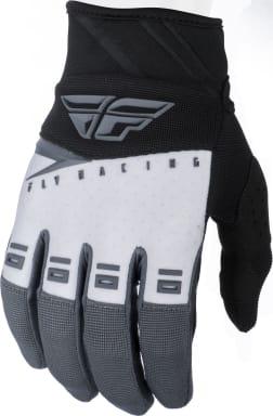 Rękawice crossenduro FLY RACING F 16 kolor białyczarny