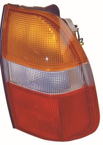 Stop tripla lampa spate dreapta (Semnalizator portocaliu, culoare sticla: rosu) MITSUBISHI L 200 PICK-UP 1996-2005 0