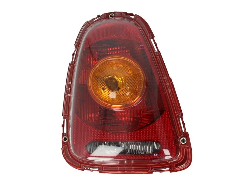 Stop lampa spate stanga culoare semnalizator portocaliu culoare sticla rosu MINI ONE / COOPER R56, R57, R58, R59 Hatchback intre 2006-2010 0