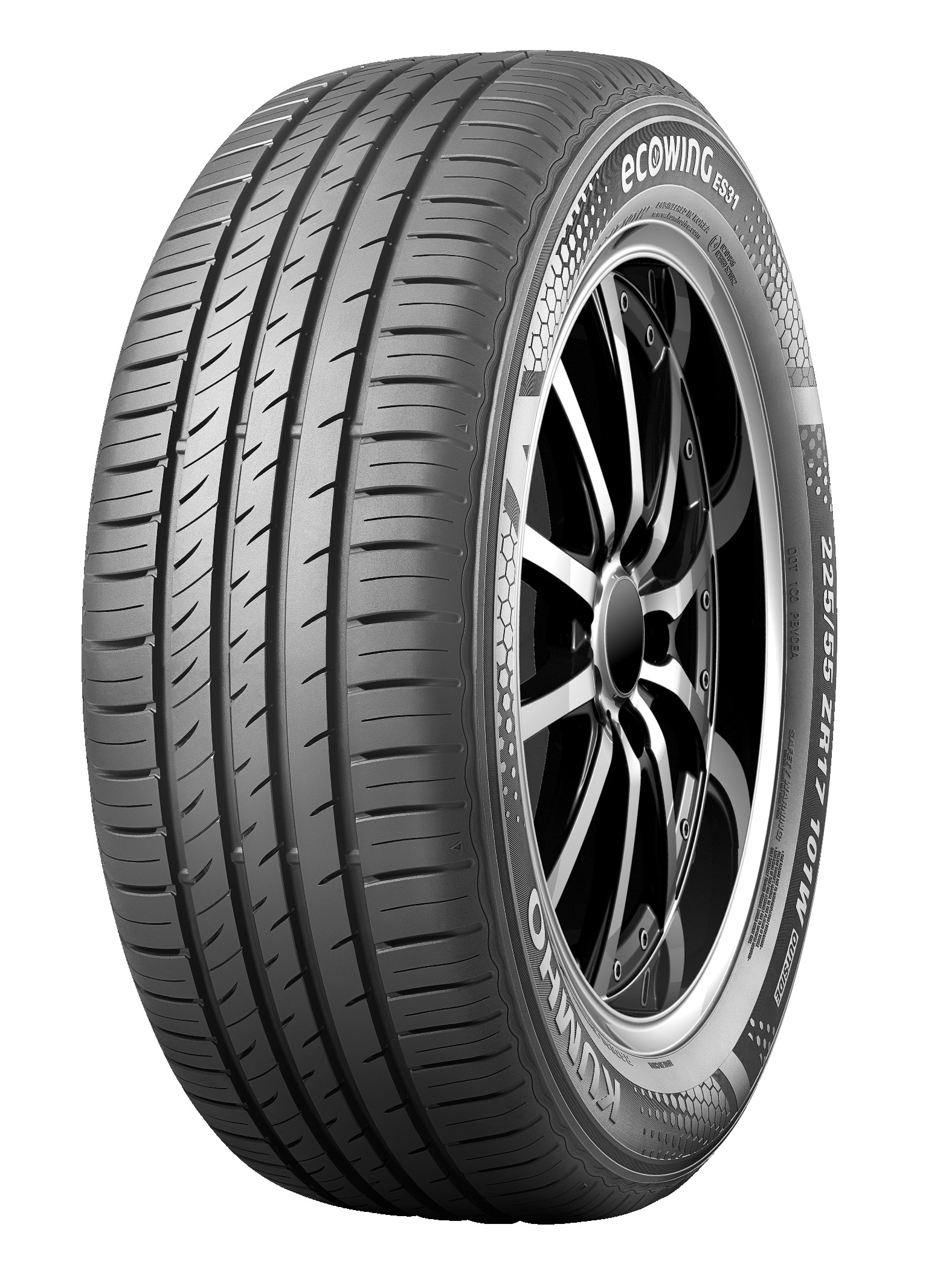 KUMHO Ecowing ES31 165/70 R14 85T