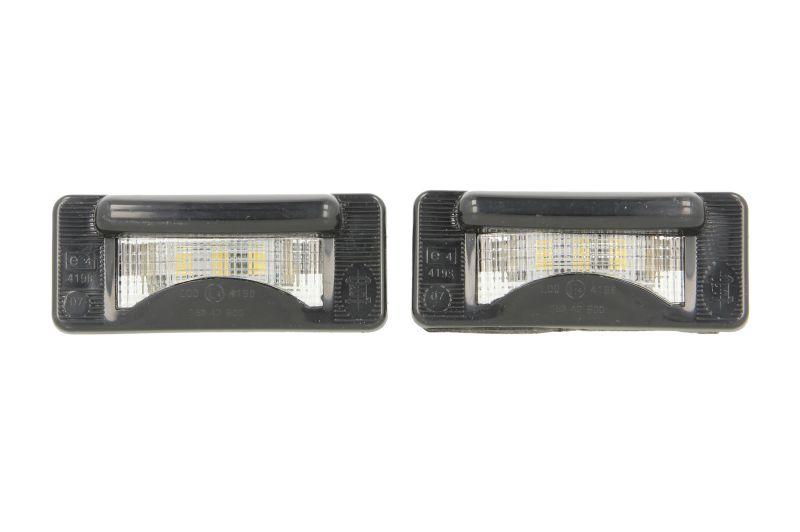 Lampa numar MERCEDES SPRINTER 2-T 901, 902, SPRINTER 3-T 903, SPRINTER 4-T 904; VW LT 28-35 II, LT 28-46 II intre 1995-2006 0